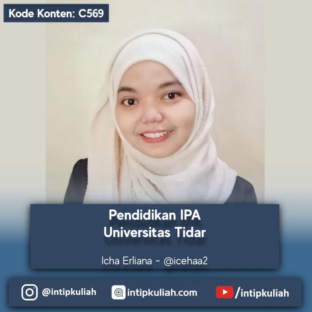 Pendidikan IPA Universitas Tidar (Icha)