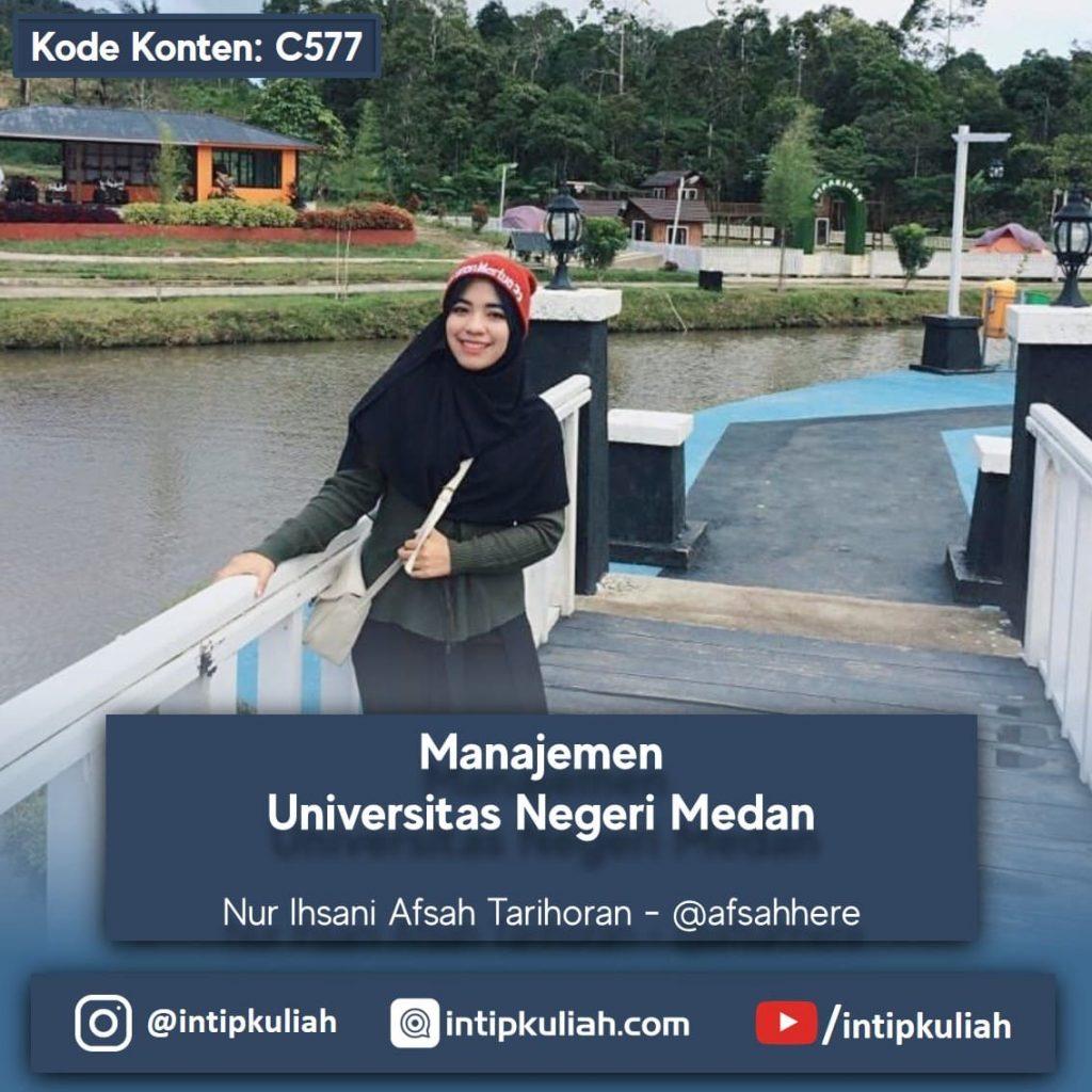 Manajemen Universitas Negeri Medan (Afsah)