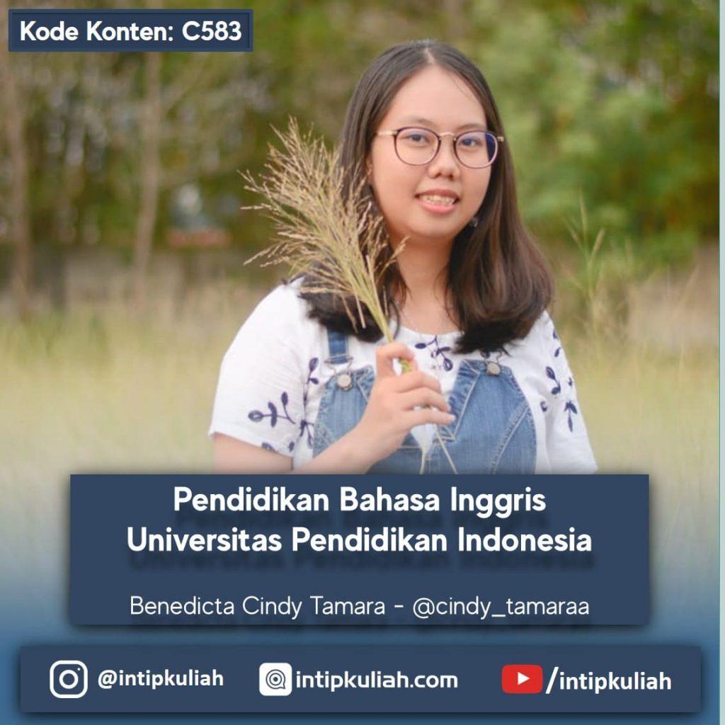 Pendidikan Bahasa Inggris UPI (Cindy)