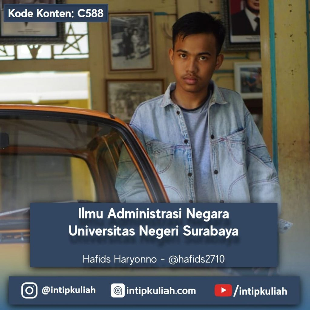 Ilmu Administrasi Negara UNESA (Hafids)