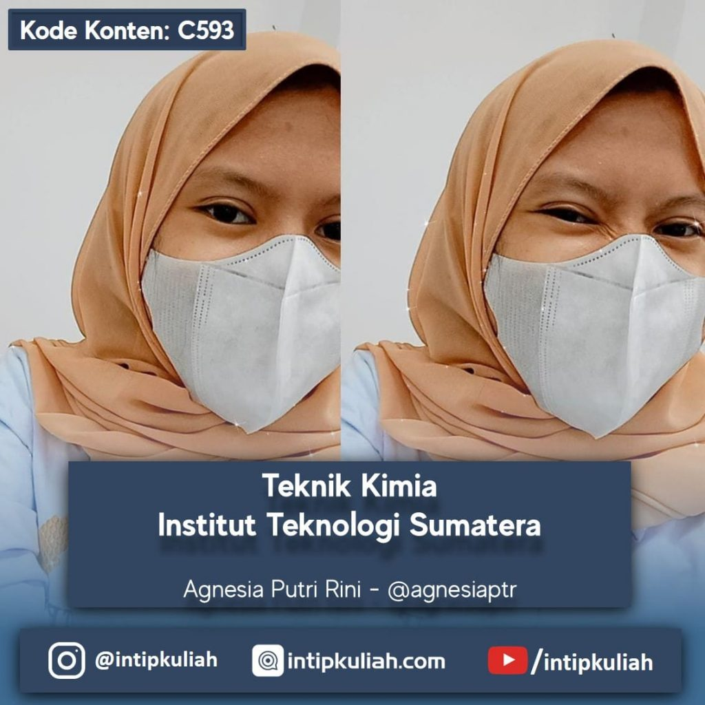 Teknik Kimia Institut Teknologi Sumatera (Agnesia)