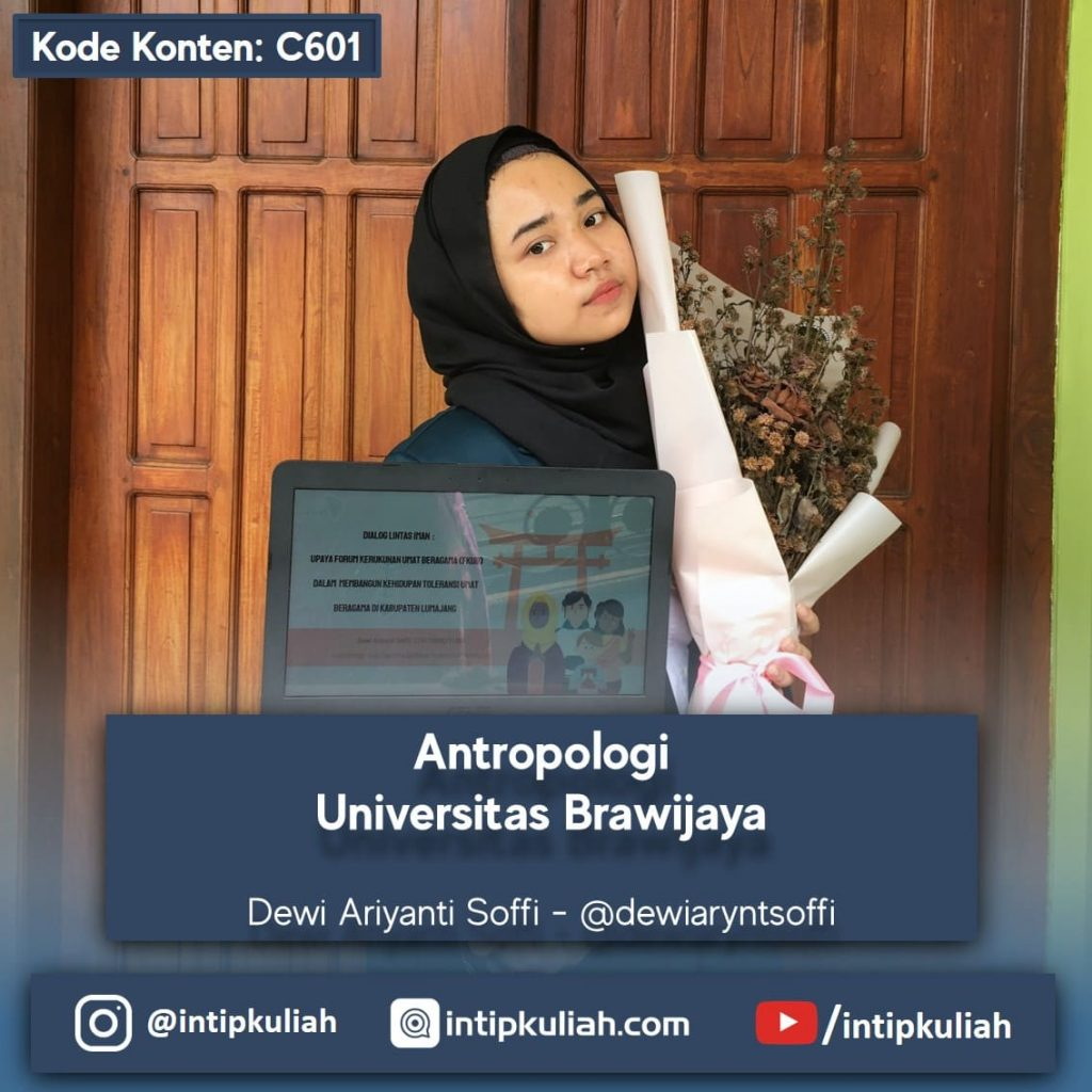 Antropologi Universitas Brawijaya (Dewi)