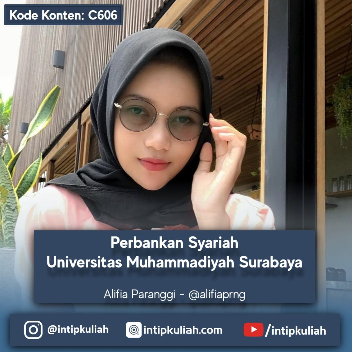 Perbankan Syariah Universitas Muhammadiyah Surabaya (Alifia)