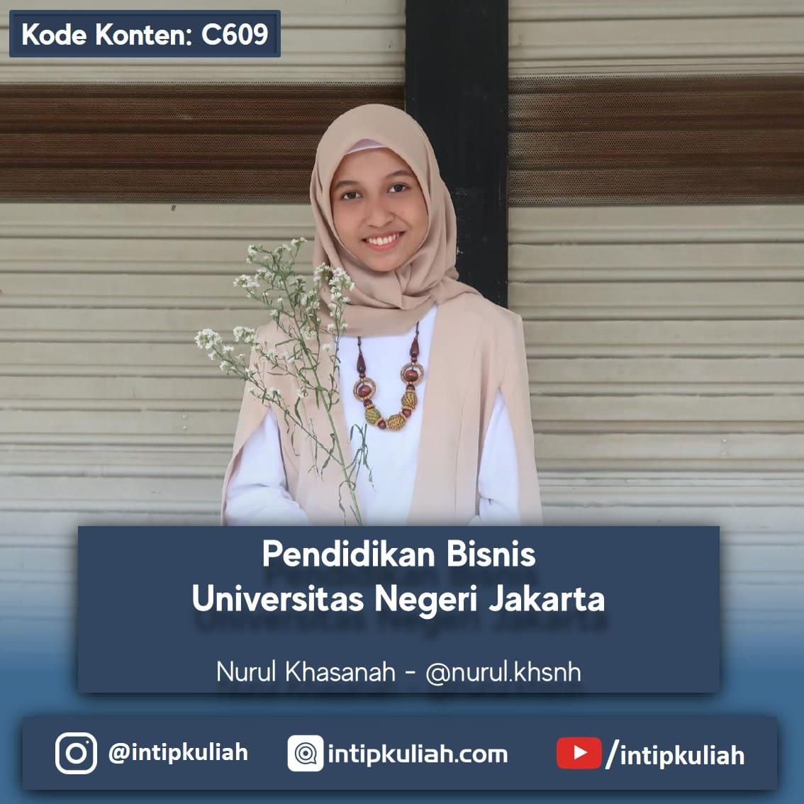 Pendidikan Bisnis Universitas Negeri Jakarta (Nurul)