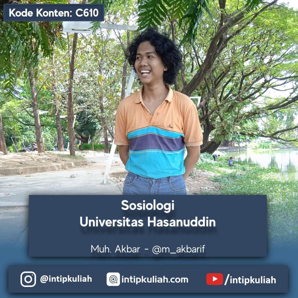 Sosiologi Universitas Hasanuddin (Akbar)