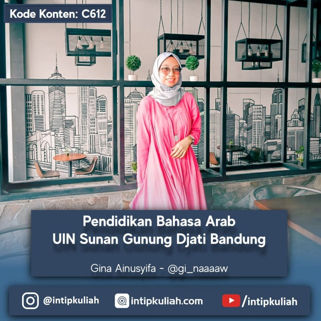 Pendidikan Bahasa Arab UIN Sunan Gunung Djati Bandung (Gina)