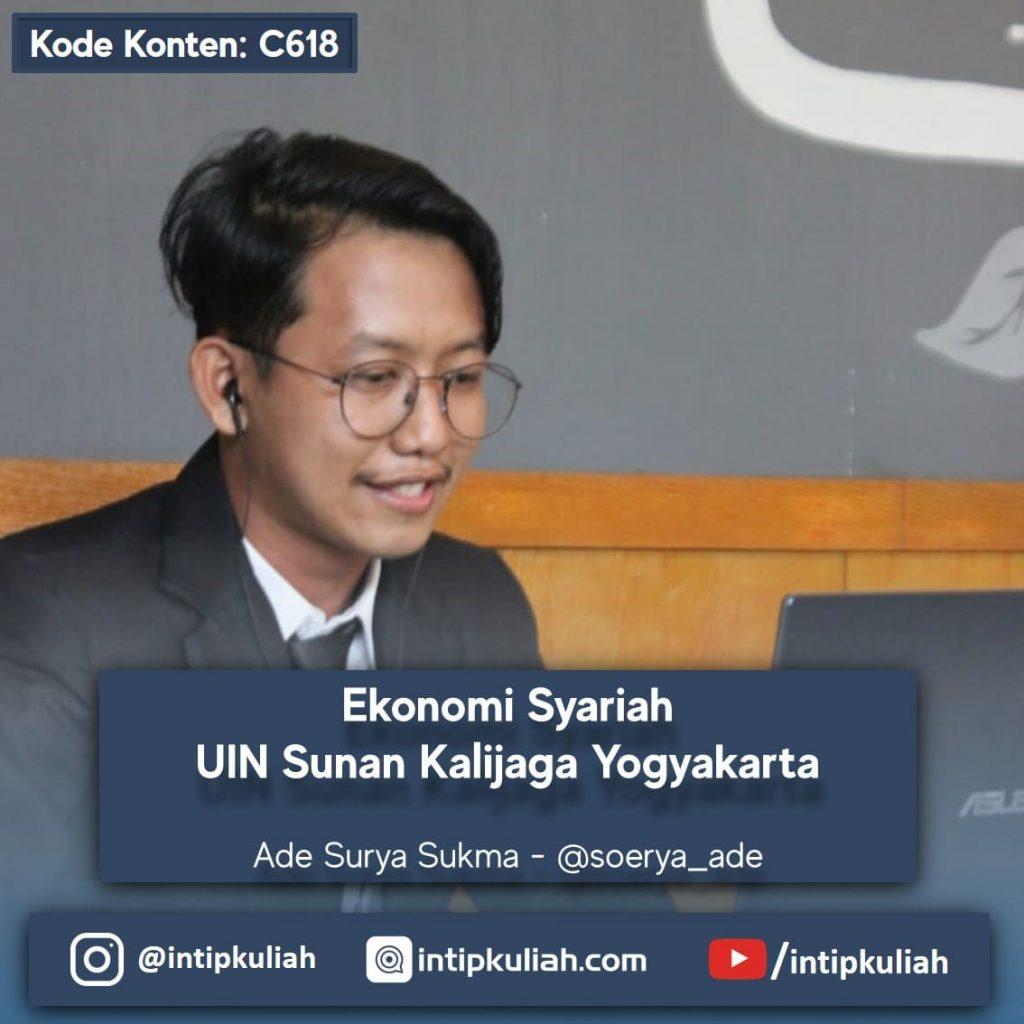 Ekonomi Syariah UIN Yogyakarta (Ade)