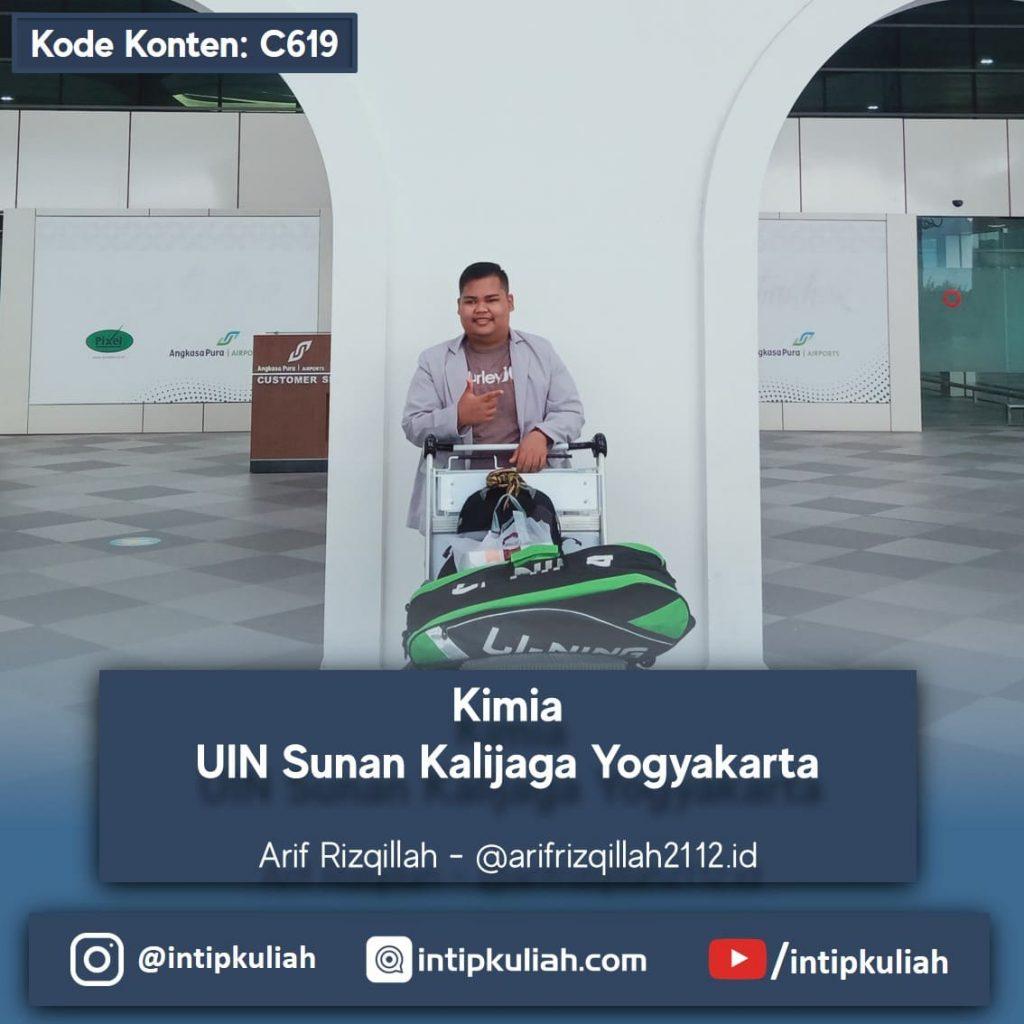 Kimia UIN Yogyakarta (Arif)