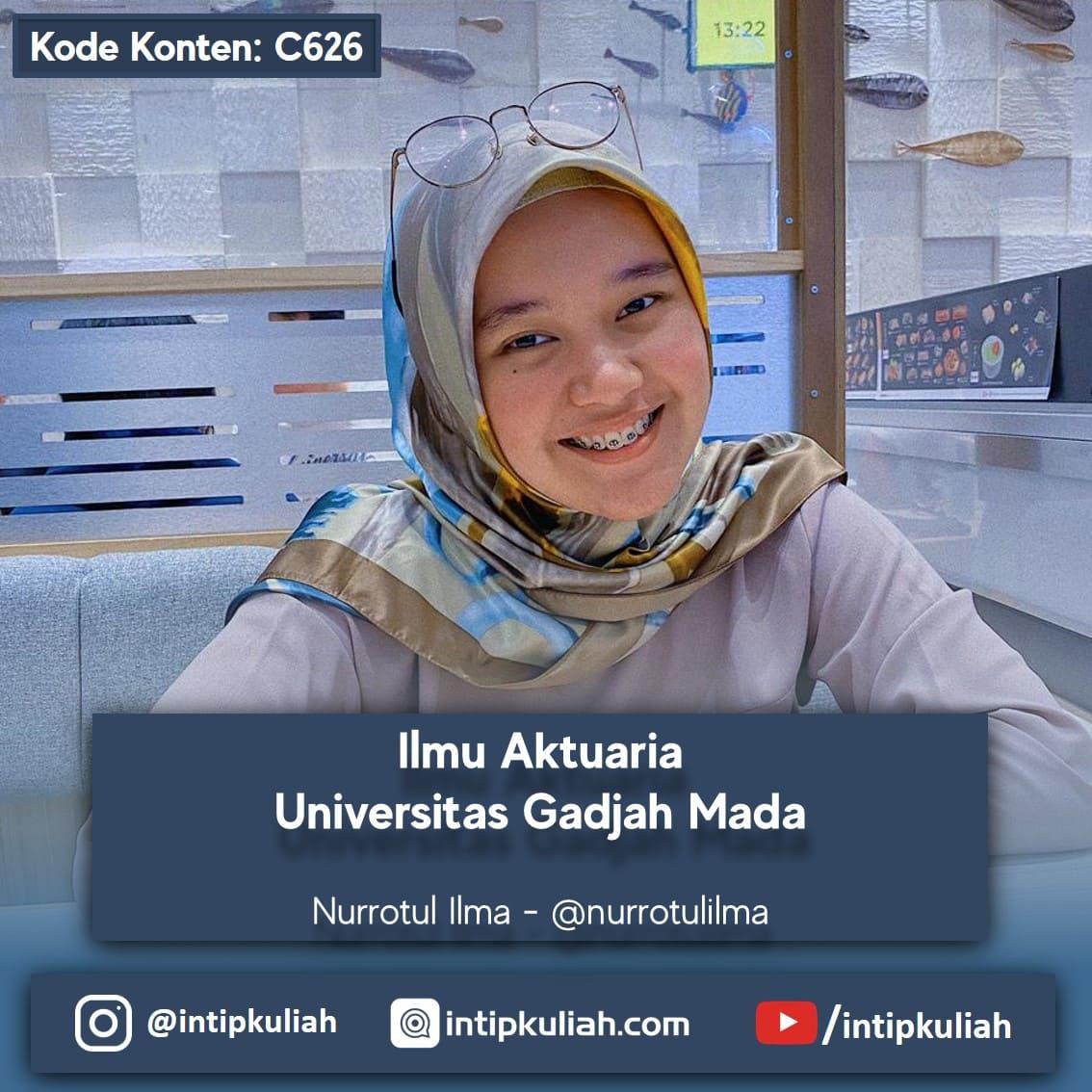 Ilmu Aktuaria UGM (Nurrotul)