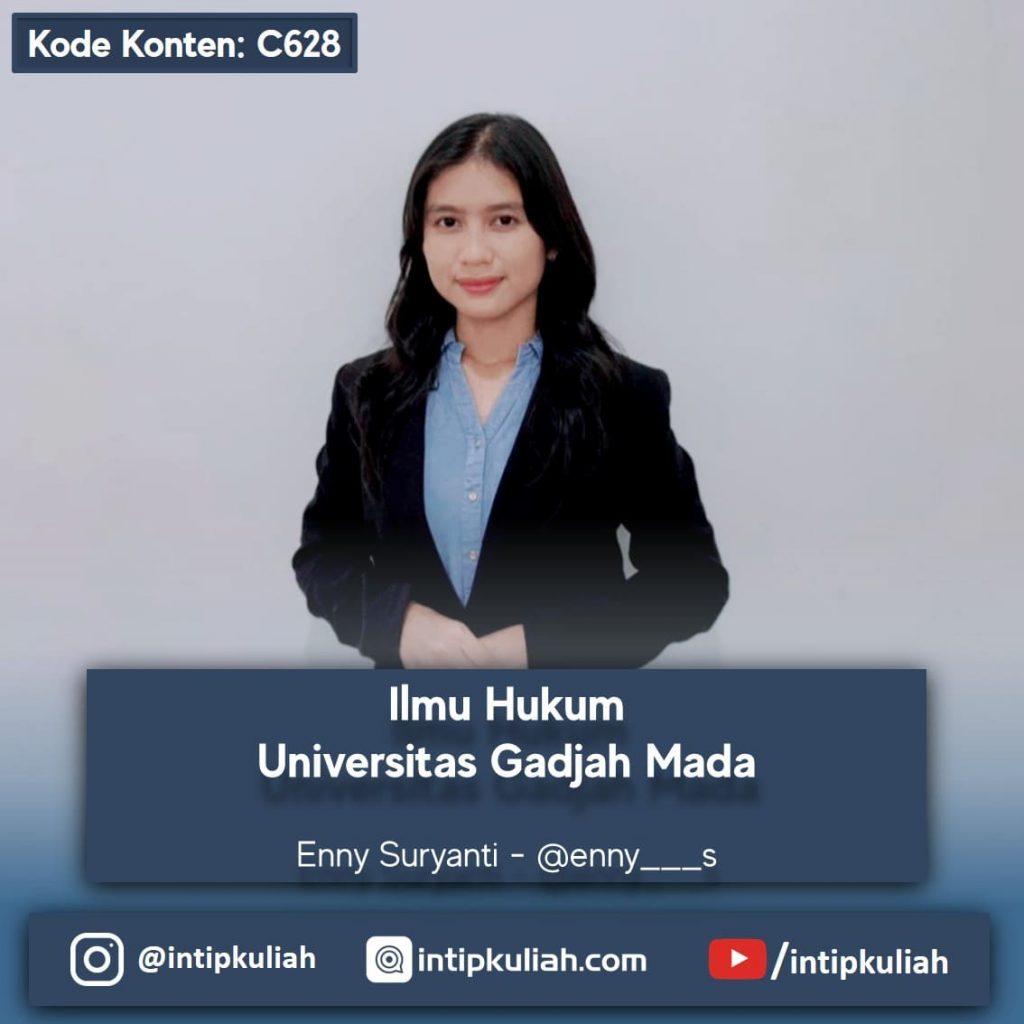 Ilmu Hukum UGM (Enny)
