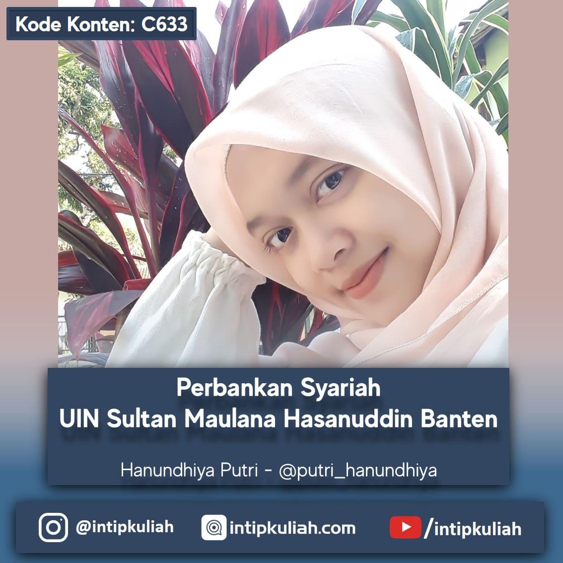 Perbankan Syariah UIN Banten (Putri)