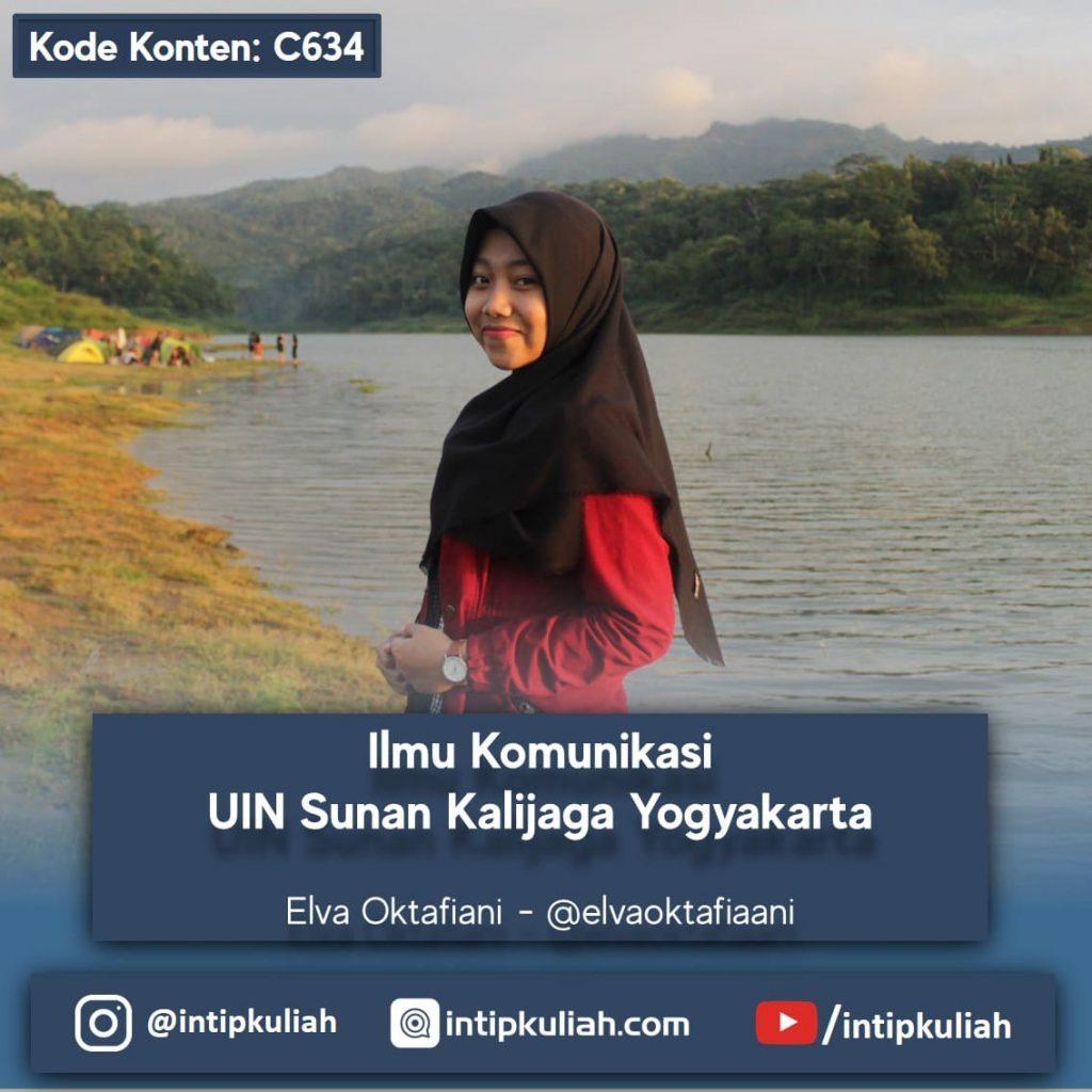 Ilmu Komunikasi UIN Yogyakarta (Elva)