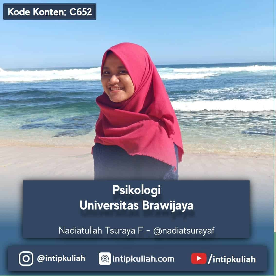 Psikologi Universitas Brawijaya (Nadiatullah)