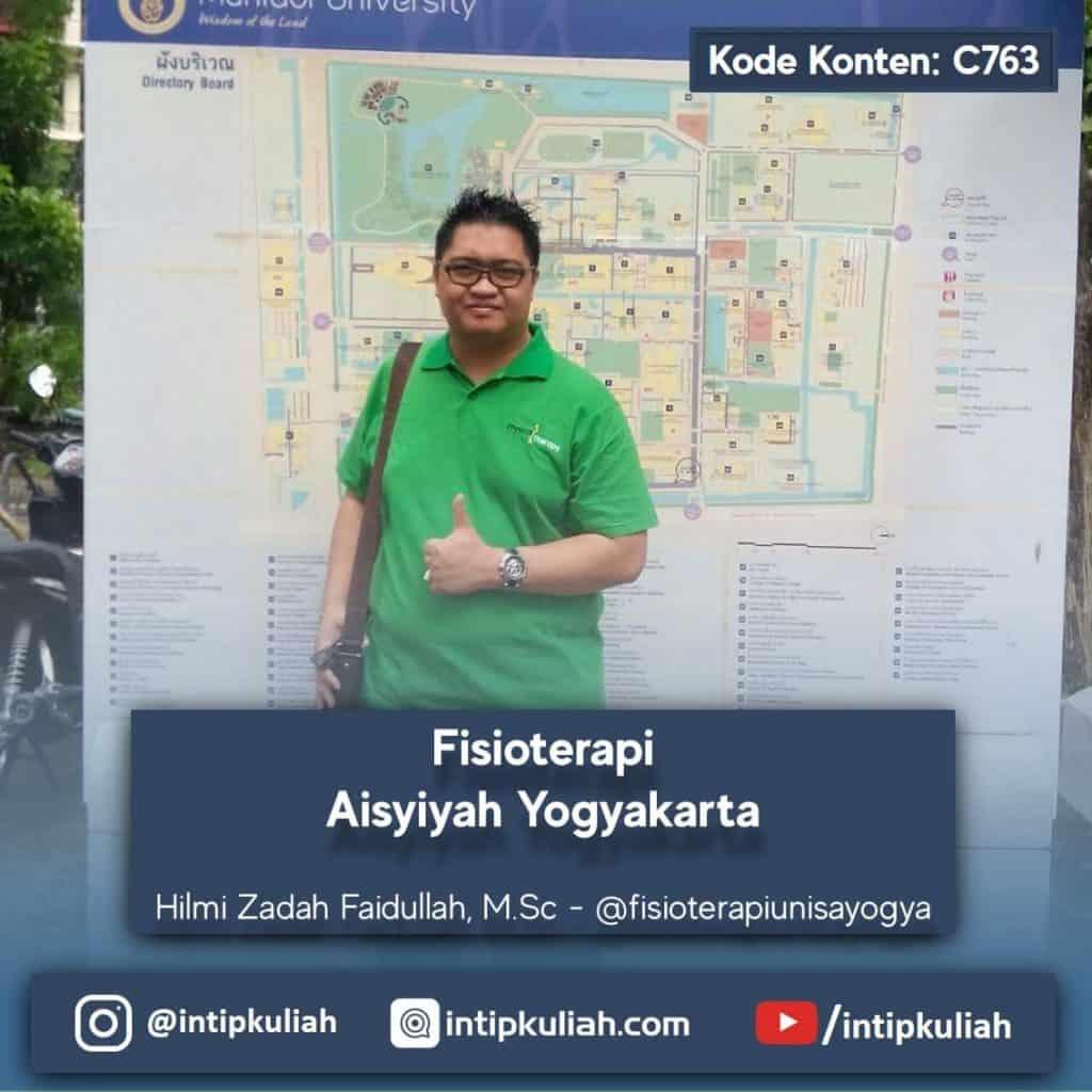 Fisioterapi Universitas Aisyiyah Yogyakarta (Hilmi)